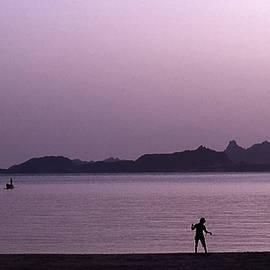 Robert Woodward - Fishermen In Gulf Of Aden