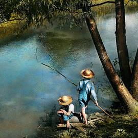 Mike Savad - Fishing - Gone Fishin