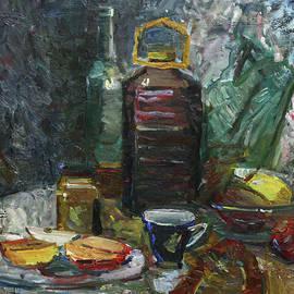 Juliya Zhukova - Five liters of wine