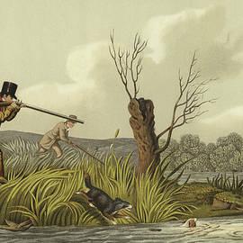 Flacker Shooting - Henry Thomas Alken