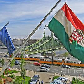 Ann Horn - Flags Over Budapest