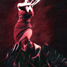 James Shepherd - Flamenco Swirl