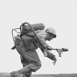 Flamethrower Operator - Battle of Iwo Jima - War Is Hell Store