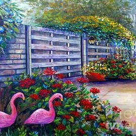 Lou Ann Bagnall - Flamingo Gardens