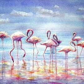 Katerina Kovatcheva - Flamingo