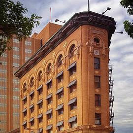 Joan Carroll - Flatiron Building Fort Worth