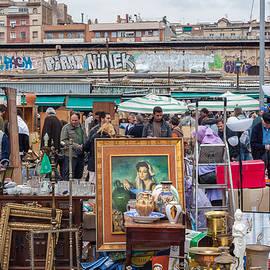 Kobi Amiel - Flea market at Barcelona