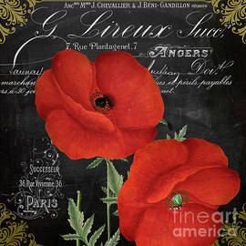 Mindy Sommers - Fleur du Jour Poppy