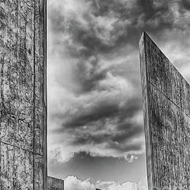 Tom Gari Gallery-Three-Photography -  Flight Path Walkway Abstract