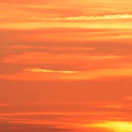 Audie T Photography - Flint Hills Pastel Sunset