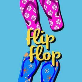 Flip Flop Cell Design - Edward Fielding