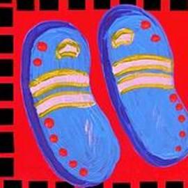 Eloise Schneider - Flip Flops Times Three