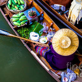 Rene Triay Photography - Floating Market Bangkok