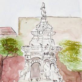 Keshava Shukla - Flora Fountain