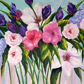 Rosie Sherman - Floral Fantasy