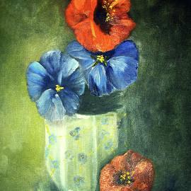 Georgiana Romanovna - Floral Still Life