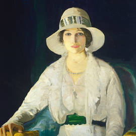 Florence Davey - George Bellows