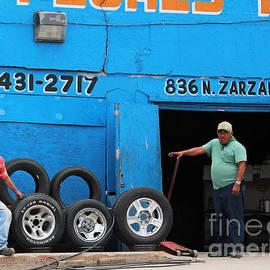 Joe Jake Pratt - Flores Tires