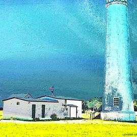 Lenore Senior and Sharon Burger - Florida Lighthouse