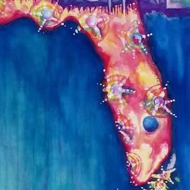 Chrisann Ellis - Florida the sunshine state