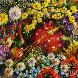 Dariusz Orszulik - Flower Extravaganza