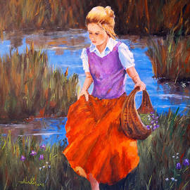 Alan Lakin - Flower Girl