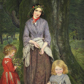 Flower Girl  - William Gale