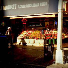 Miriam Danar - Flower Market