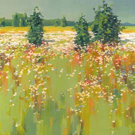 Vitaly Varyakin - Flower meadow