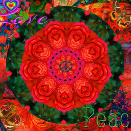 Anna Louise - Flower Power Kaleidoscope