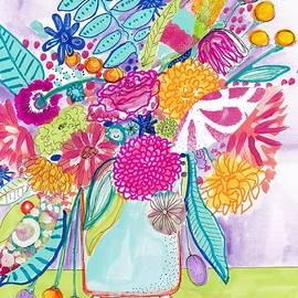 Rosalina Bojadschijew - Flower Still Life