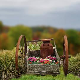 Mary Timman - Flower Wagon