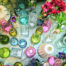 Todd Breitling - Flowers and Bottles