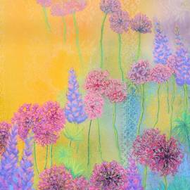 Nancy Jolley - Flowers and Lace