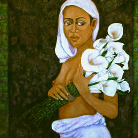 Madalena Lobao-Tello - Flowers for an old love