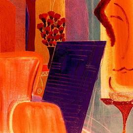 Bill OConnor - Flowers for Matisse 2  by bill o