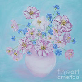 Oksana Semenchenko - Flowers in a Vase
