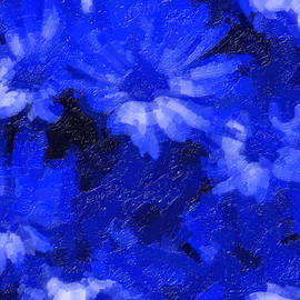 Tilly Williams - Flowers in Blue