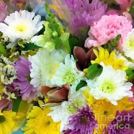 Gayle Price Thomas - Flowers of Love
