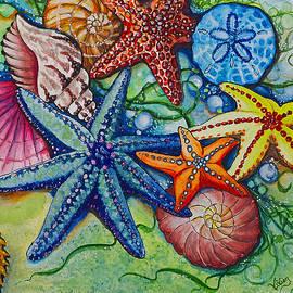 Vivian Holabird - Flowers of The Sea