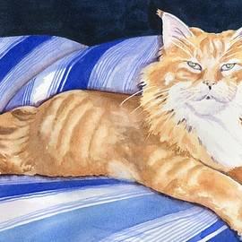 Marsha Elliott - Fluffy the Lioness