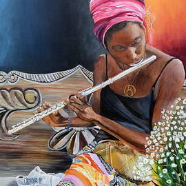 Marilyn  McNish - Flute Player