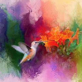 Lynn Bauer - Flying Jewel
