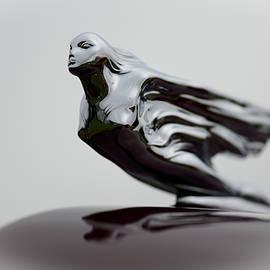 Bob VonDrachek - Flying Lady Hood Ornament