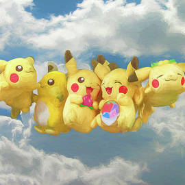 John Haldane - Flying Pokemon