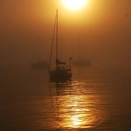 Robert Coffey - Fog Breaking on Superior