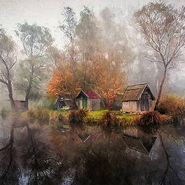 Maria Coulson - Fog by the River