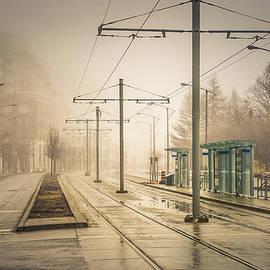 Nicky Jameson - Fog Deserted Street