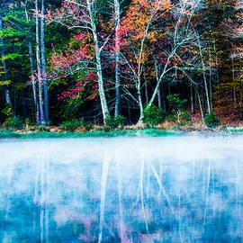 Parker Cunningham - Fog On The Lake