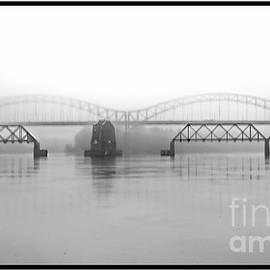 Marcel  J Goetz  Sr - Fog On The River